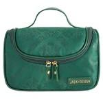 Necessaire de Viagem Essencial Ii Verde Abc15085 Jacki Design