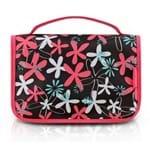 Necessaire de Viagem Jacki Design Estampada Abc17203-Pk-F Pink/Floral T Un