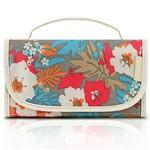 Necessaire Dobrável Miss Douce - Floral - Jacki Design Único Único