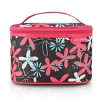 Necessaire Frasqueira Jacki Design Estamp Tam.P Abc17201-Pk- Pink/Floral