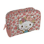 Necessaire Hello Kitty Rosa