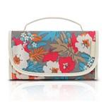 Necessaire Jacki Design Rocambole Estampada Abc17202-Bg-F Bege/Floral