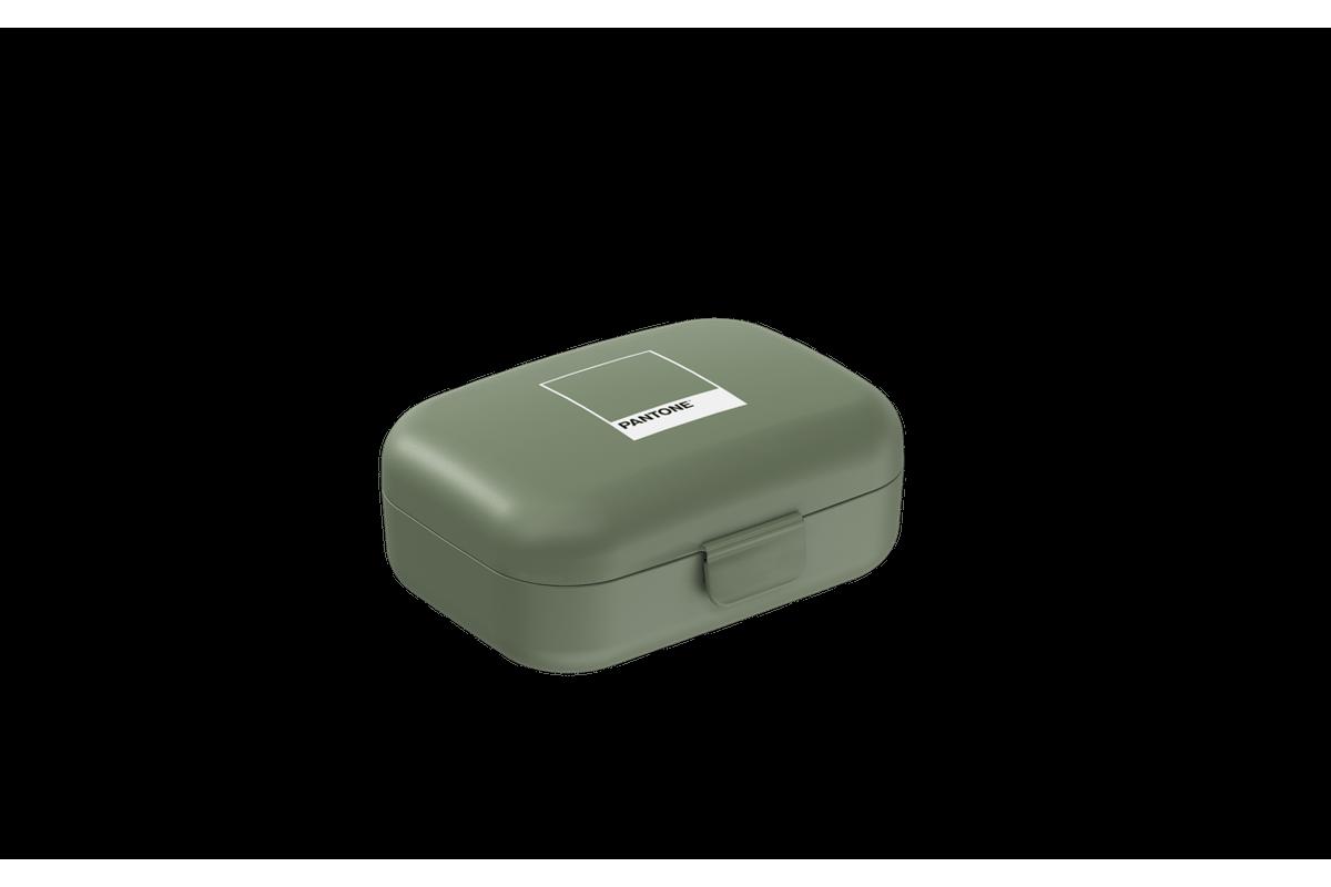 Necessária Mini 10,8 X 8,2 X 4,4 Cm Verde Pantone Coza