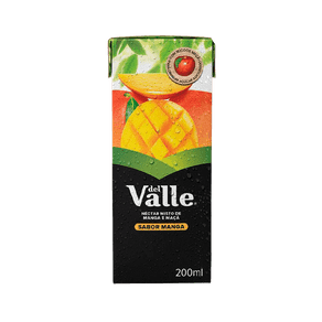 Néctar Del Valle Nutri Manga 200ml