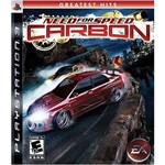 Need For Speed: Carbon Greatest Hits - Ps3