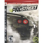 Need For Speed: Prostreet Greatest Hits - Ps3