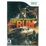 Need For Speed: The Run - Wii