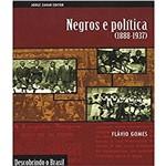 Negros e Politica (1888-1937)