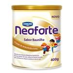 Neo Forte Baunilha 400g