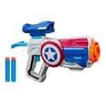 Nerf Assemble Gear 2.0 Capitão América - Hasbro