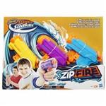 Nerf Lançador de Água Super Soaker Zipfire 3 Unidades - Hasbro A9458