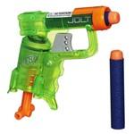 Nerf Mini Lançador Jolt Verde - Hasbro