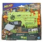 Nerf Zombie Strike Quadrot Lançador de Dardos E3062