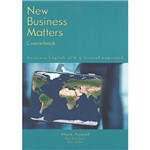 New Business Matters Coursebook - BAKER& TAYLOR,INC