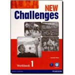 New Challenges 1 Wb With Audio Cd