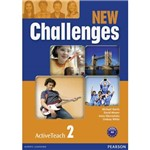New Challenges 2 Act Teach Cd-Rom 1e