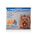NexGard - Cães 2 a 4kg - 3 Unidades