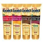 Niely Gold Bomba Kit - Condicionadores Kit