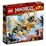 Ninjago Dragao Dourado - 70666