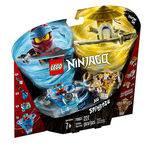 Ninjago Spinjitzu Nya e Wu - 70663