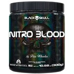 Nitro Blood 300 G - Black Skull
