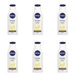 Nivea Body Firmador Q10 Plus Loção Hidratante 200ml (kit C/06)