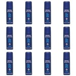 Nivea Fresh Active Desodorante Spray 90ml (kit C/12)