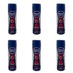 Nivea Men Dry Impact Plus Desodorante Aerosol 150ml (kit C/06)
