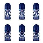 Nivea Original Protect Desodorante Rollon 50ml (kit C/06)