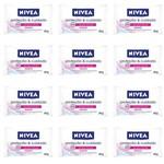Nivea Suave Sabonete Antibacteriano 85g (kit C/12)
