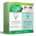Normaderm Vichy Sabonete 80g + 50% de Desconto Normaderm Vichy Sabonete Esfoliante 80g