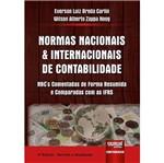 Normas Nacionais e Internacionais de Contabilidade - Jurua