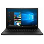 "NOTEBOOK HP 15 DX AMD A6 2.6GHz 4GB RAM DDR4 1TB DVD/CD WINDOWS 10 TELA 15,6"" - PRETO"