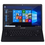 "Notebook Multilaser Legacy Pc208, Processador Intel Celeron 4gb 32gb Windows 10 Tela 14.1"", Preto"