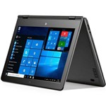 Notebook Tablet 2 em 1 Quad Core Intel Touchscreen Wifi Ram