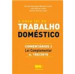 Nova Lei do Trabalho Domestico, a - Saraiva