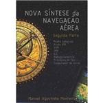Nova Síntese da Navegação Aérea Volume 2 (Versão Atualizada) Editora Asa