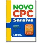 Novo Código de Processo Civil - Legislação Saraiva de Bolso 2015 - Edição 2016