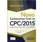 Novo Contencioso Civil no Cpc 2015 - Rt