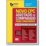 Novo Cpc Anotado e Comparado para Concursos
