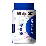 Novo Top Whey Baunilha 900g - Max Titanium