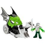 Novos Veículos do Castelo Cabeça de Dragão Medieval Imaginext - Mattel