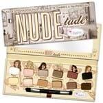 Nude Tude Palette The Balm - Paleta de Sombras Estojo