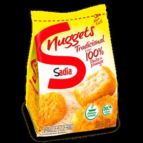 Nuggets Sadia Frango Tradicional 300g