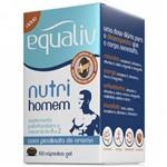 Nutri Homem - 60 Capsulas - Equaliv