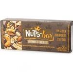 Nuts Bar Castanhas e Chocolate 25g 2 Unidades Banana Brasil
