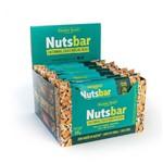 Nutsbar Barra de Castanhas, Coco e Nibs 20Unx25G
