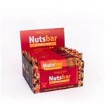 Nutsbar Castanha de Frutas Caixa com 12x25G