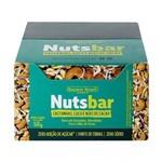 NutsBar CX24 Castanha/Coco e Nibs de Cacau Banana Brasil