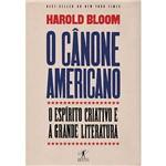 O Cânone Americano - 1ª Ed.